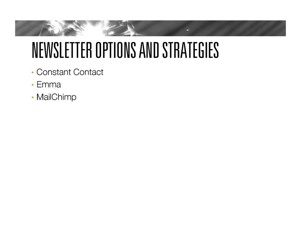 NEWSLETTER OPTIONS AND STRATEGIES •  Constant C...