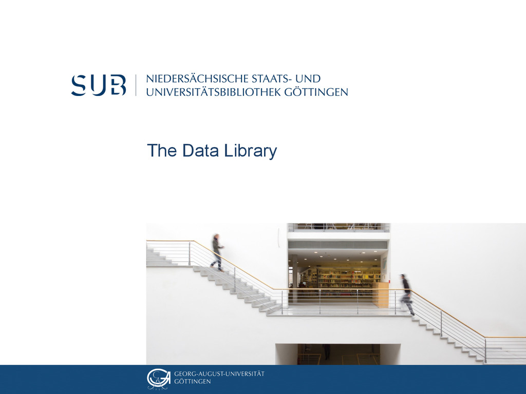 The Data Library