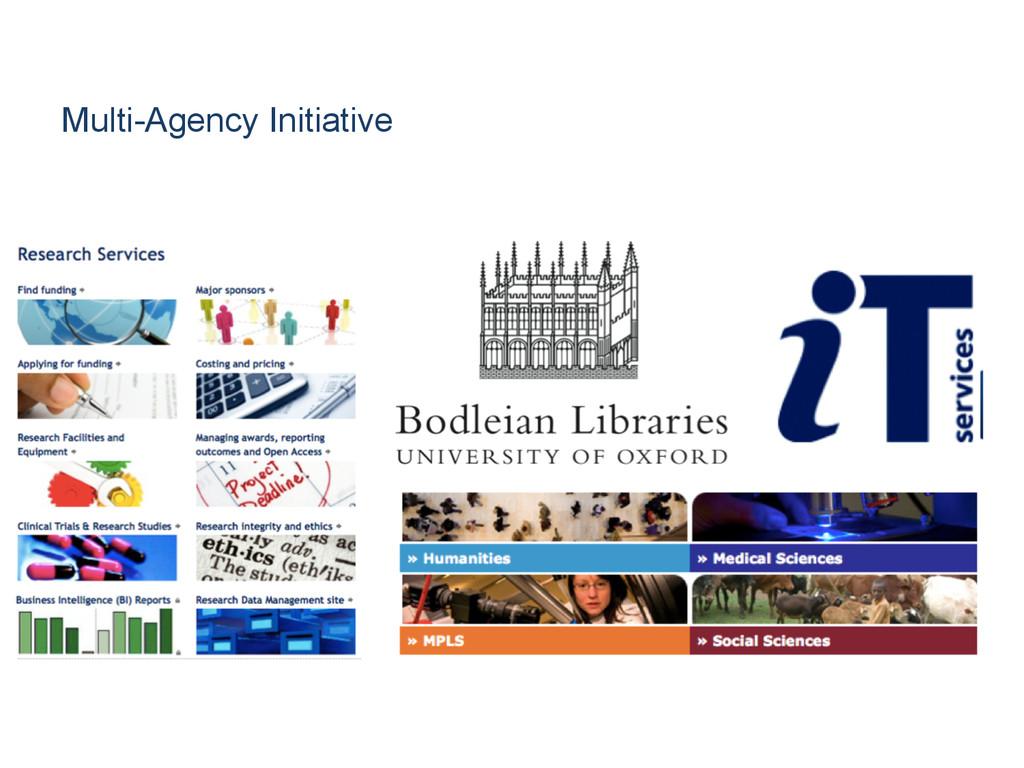 Multi-Agency Initiative