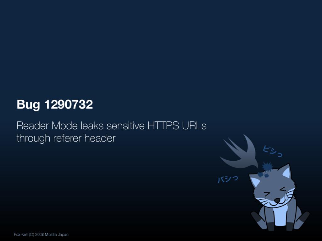 Reader Mode leaks sensitive HTTPS URLs through ...