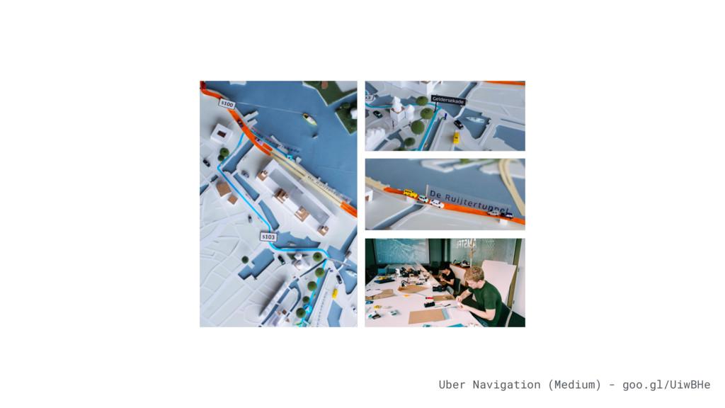 Uber Navigation (Medium) - goo.gl/UiwBHe