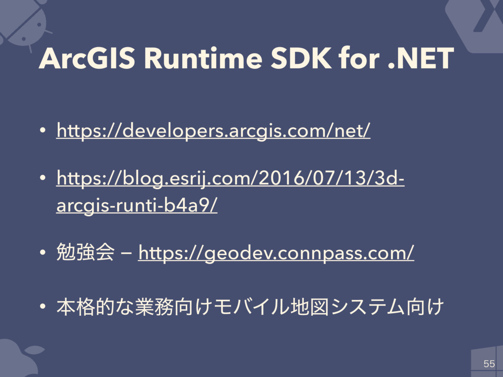 ArcGIS Runtime SDK for .NET • https://developer...