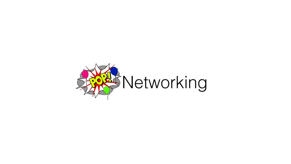 POP Networking