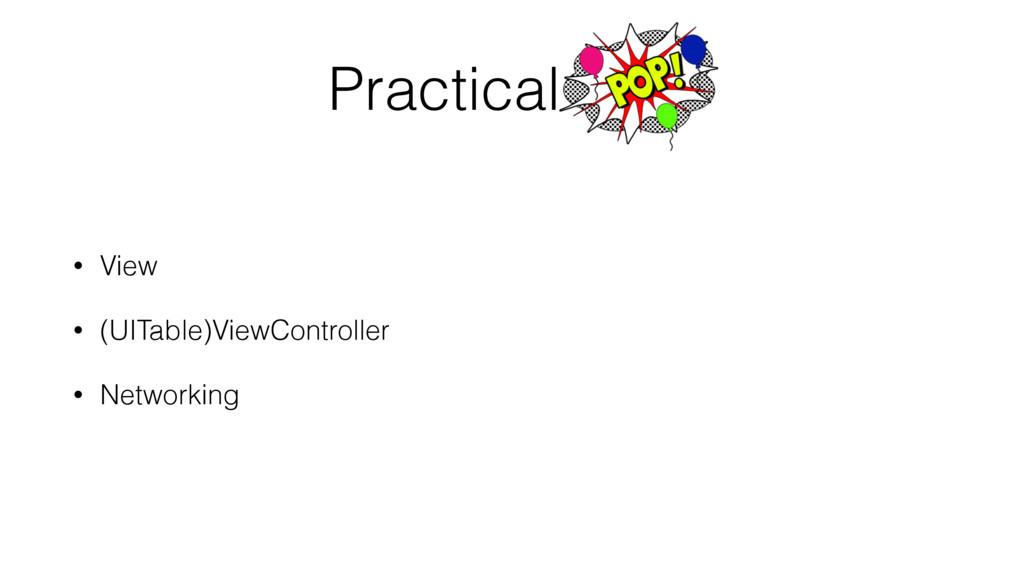 Practical POP • View • (UITable)ViewController ...