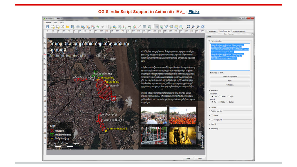 QGIS Indic Script Support in Action di nIRV_ - ...