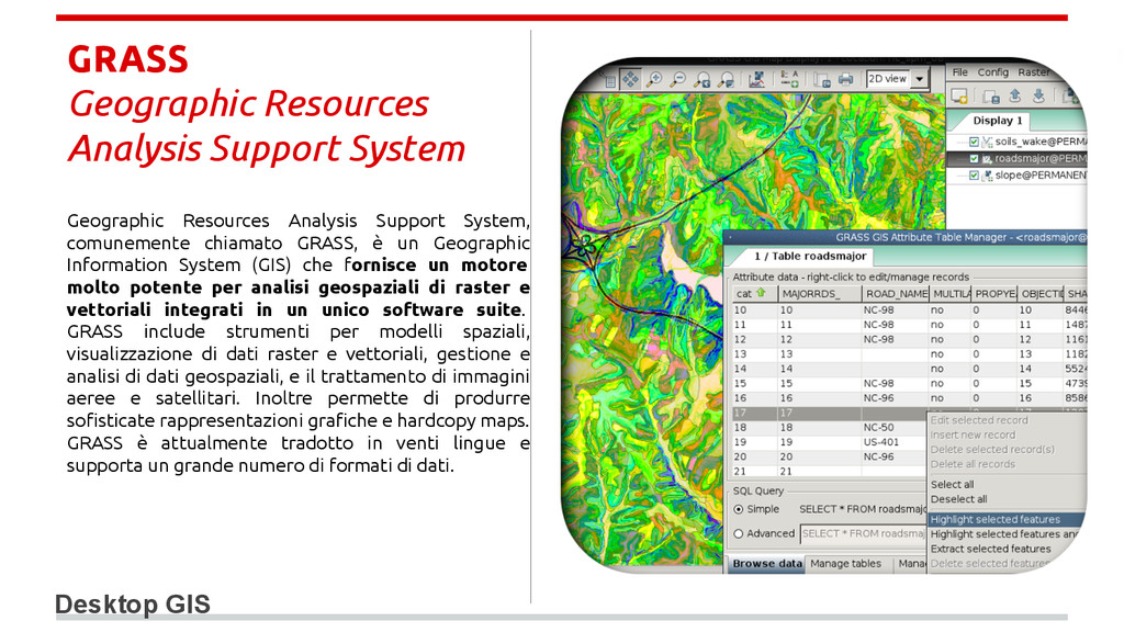 GRASS Geographic Resources Analysis Support Sys...