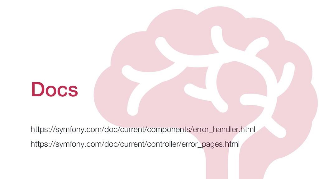 Docs https://symfony.com/doc/current/components...