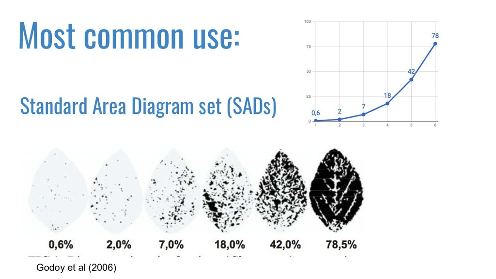 Most common use: Godoy et al (2006) Standard Ar...