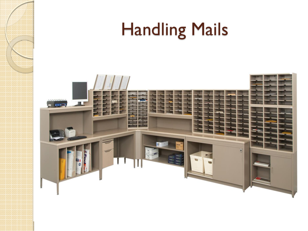 Handling Mails