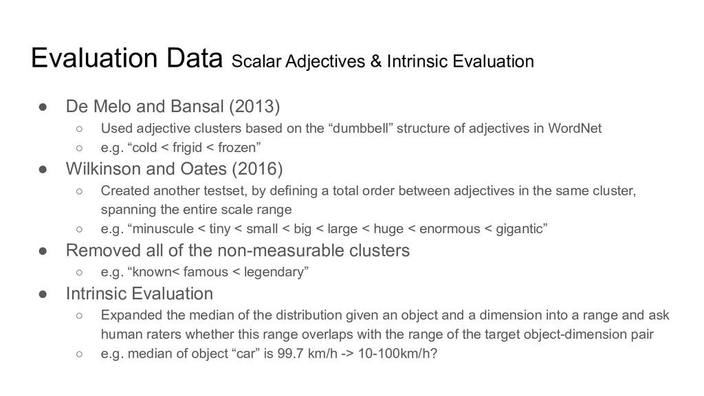 Evaluation Data Scalar Adjectives & Intrinsic E...