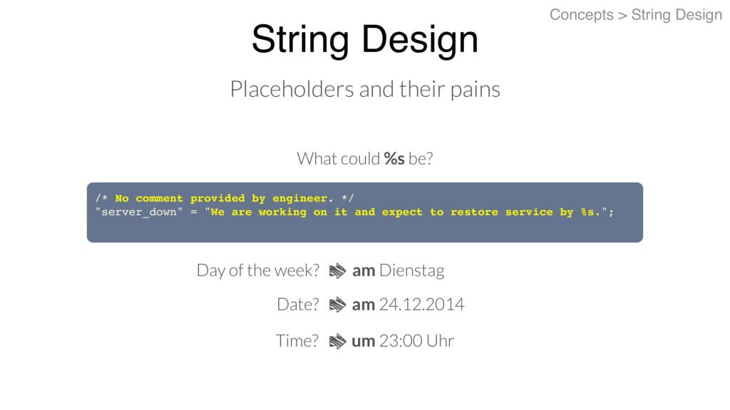 String Design Concepts > String Design Placehol...