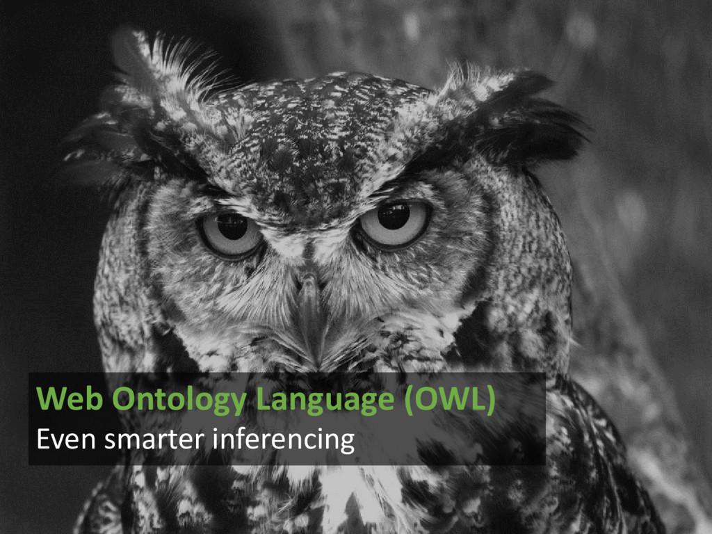 @arnoutboks #phpce17 Web Ontology Language (OWL...