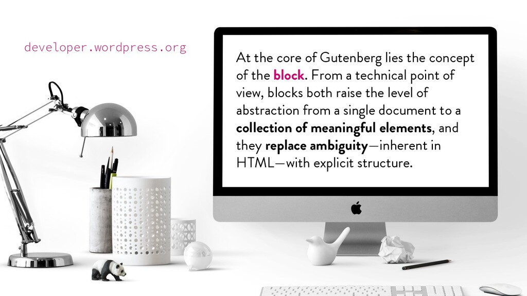 @marktimemedia At the core of Gutenberg lies th...