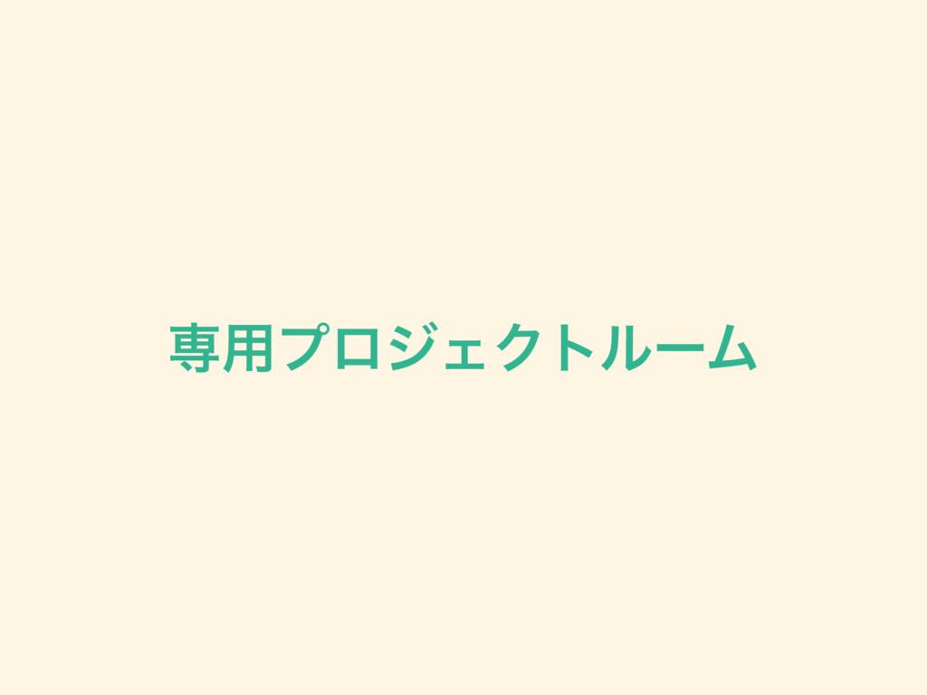 ઐ༻ϓϩδΣΫτϧʔϜ