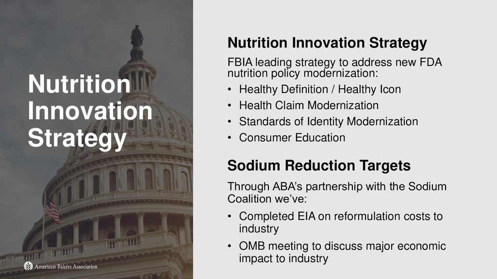 Nutrition Innovation Strategy Nutrition Innovat...