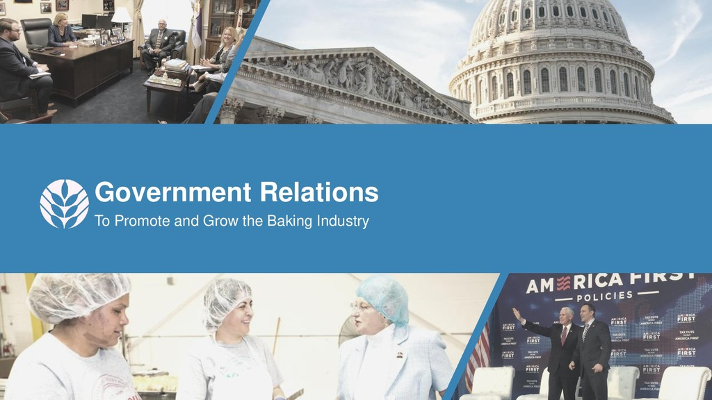 Government Relations To Promote and Grow the Ba...