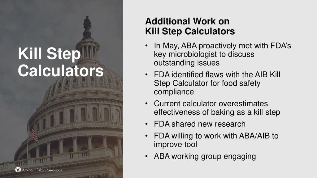 Kill Step Calculators Additional Work on Kill S...