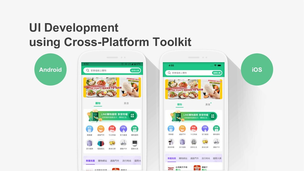 UI Development using Cross-Platform Toolkit And...