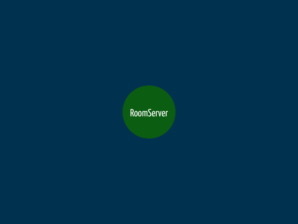 RoomServer