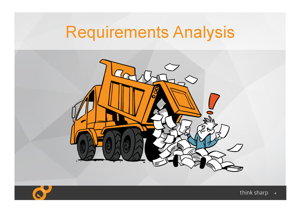 4 Requirements Analysis