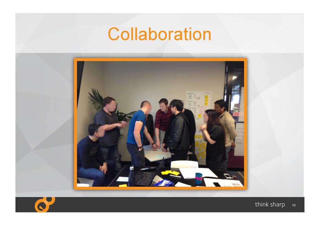 10 Collaboration