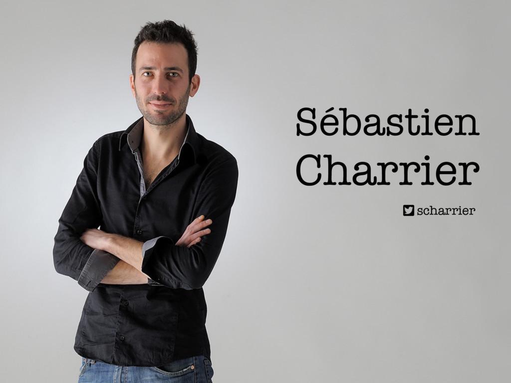 Sébastien  Charrier scharrier