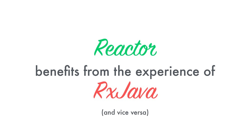 Reactor