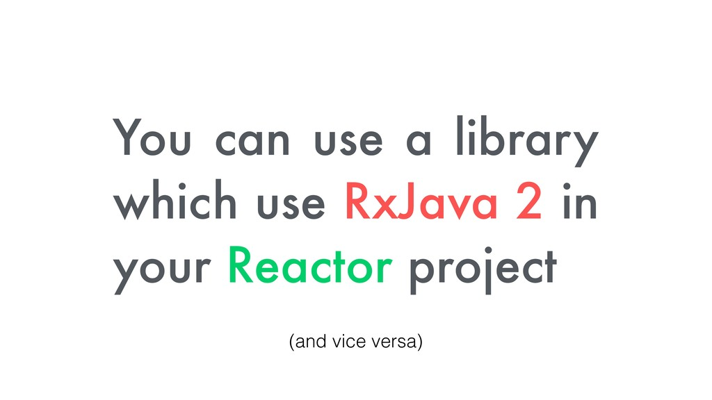 You can use a library which use RxJava 2 in you...