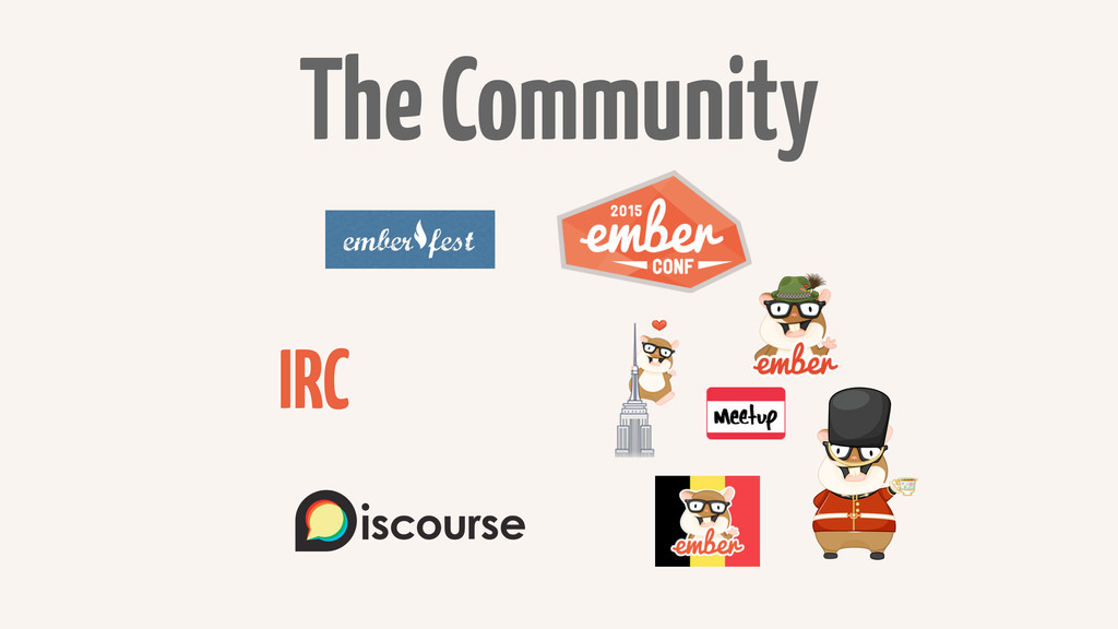 The Community IRC