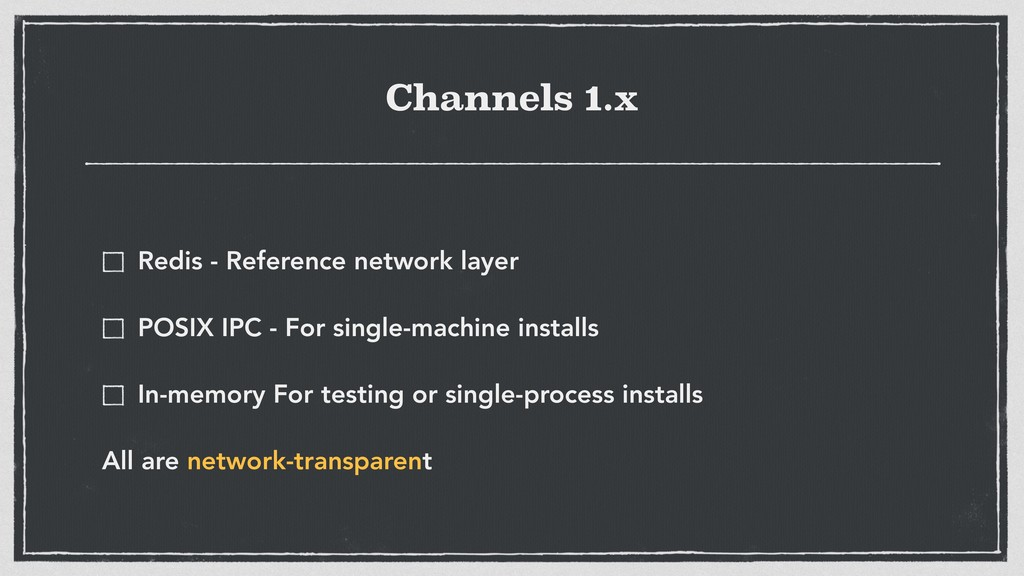 Channels 1.x Redis - Reference network layer PO...