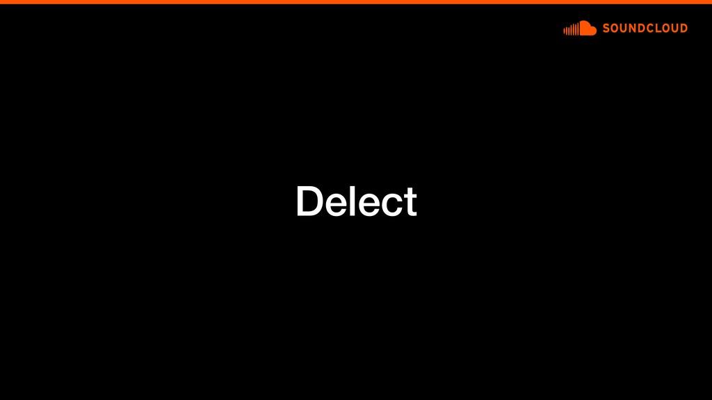 Delect