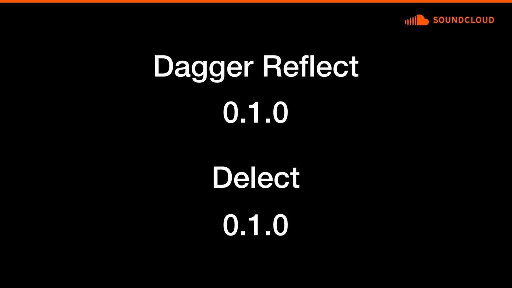Dagger Reflect a0.1.0a 0.1.0 Delect