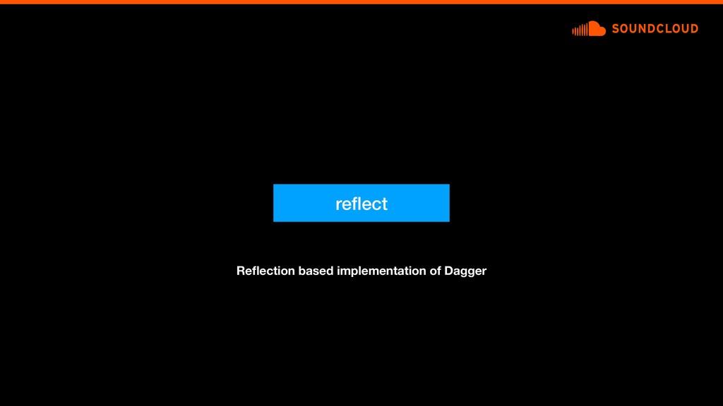 reflect Reflection based implementation of Dagger