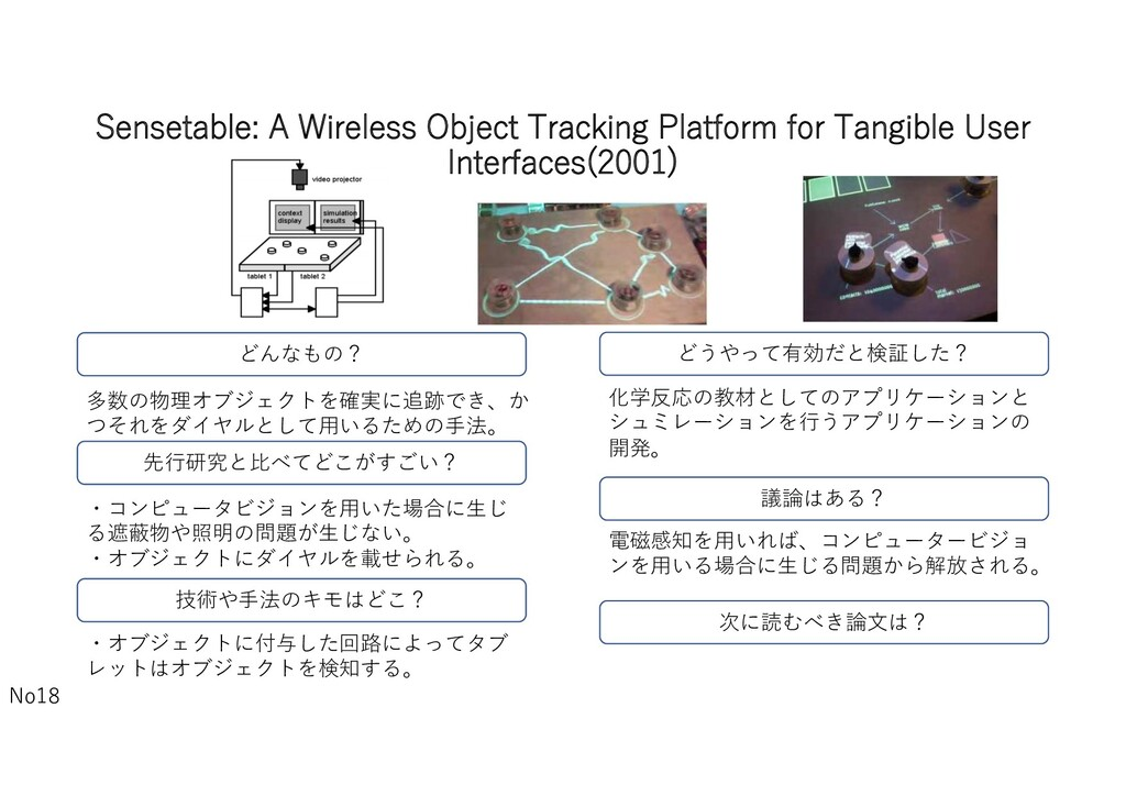 Sensetable: A Wireless Object Tracking Platform...