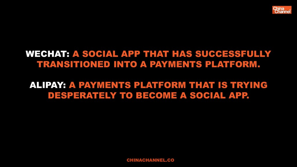 WECHAT: A SOCIAL APP THAT HAS SUCCESSFULLY TRAN...