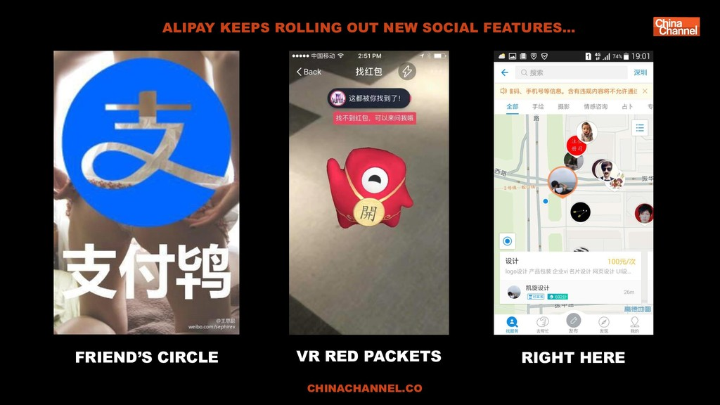 CHINACHANNEL.CO FRIEND'S CIRCLE VR RED PACKETS ...