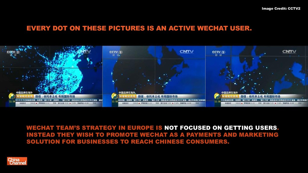 Image Credit: CCTV2 EVERY DOT ON THESE PICTURES...