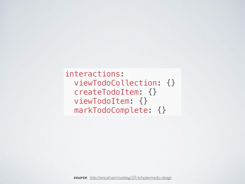 interactions: viewTodoCollection: {} createTodo...