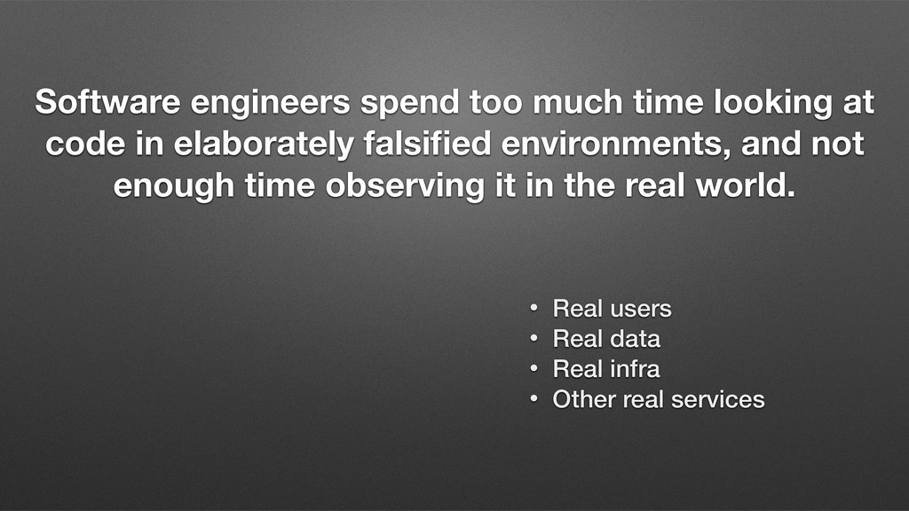 Software engineers spend too much time looking ...