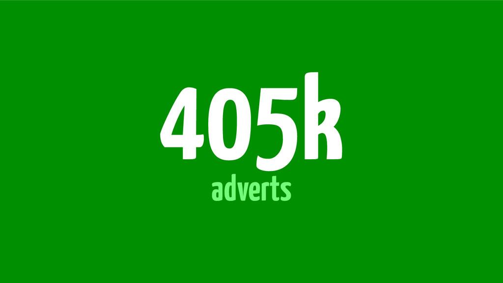 adverts 405k