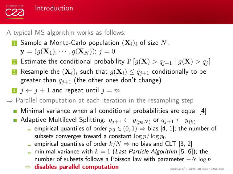 Introduction A typical MS algorithm works as fo...