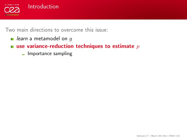Introduction Two main directions to overcome th...
