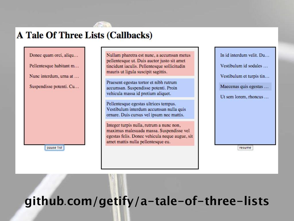 github.com/getify/a-tale-of-three-lists