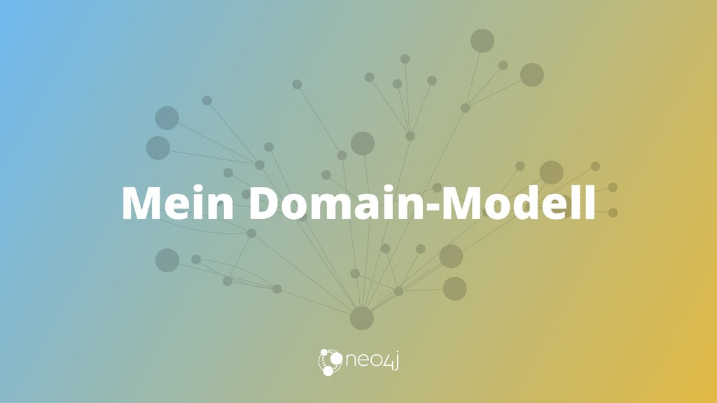 Mein Domain-Modell