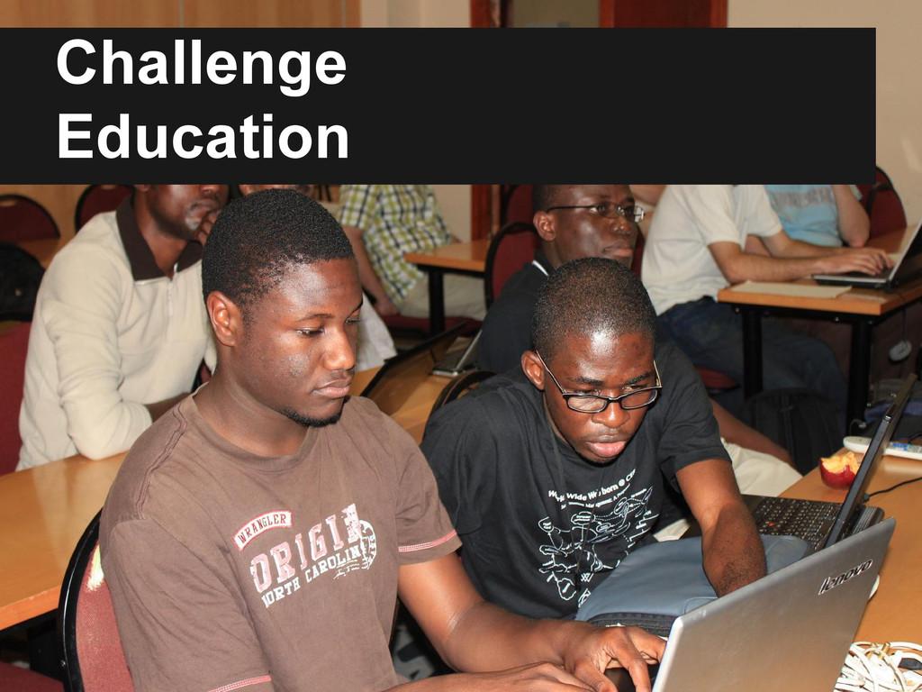 Challenge Education