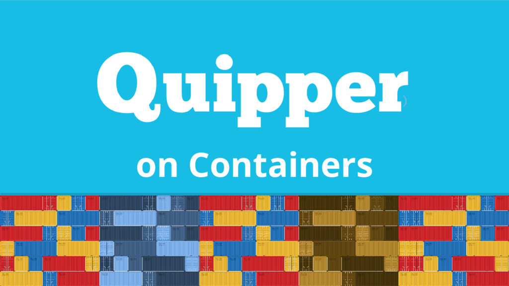 on Containers )