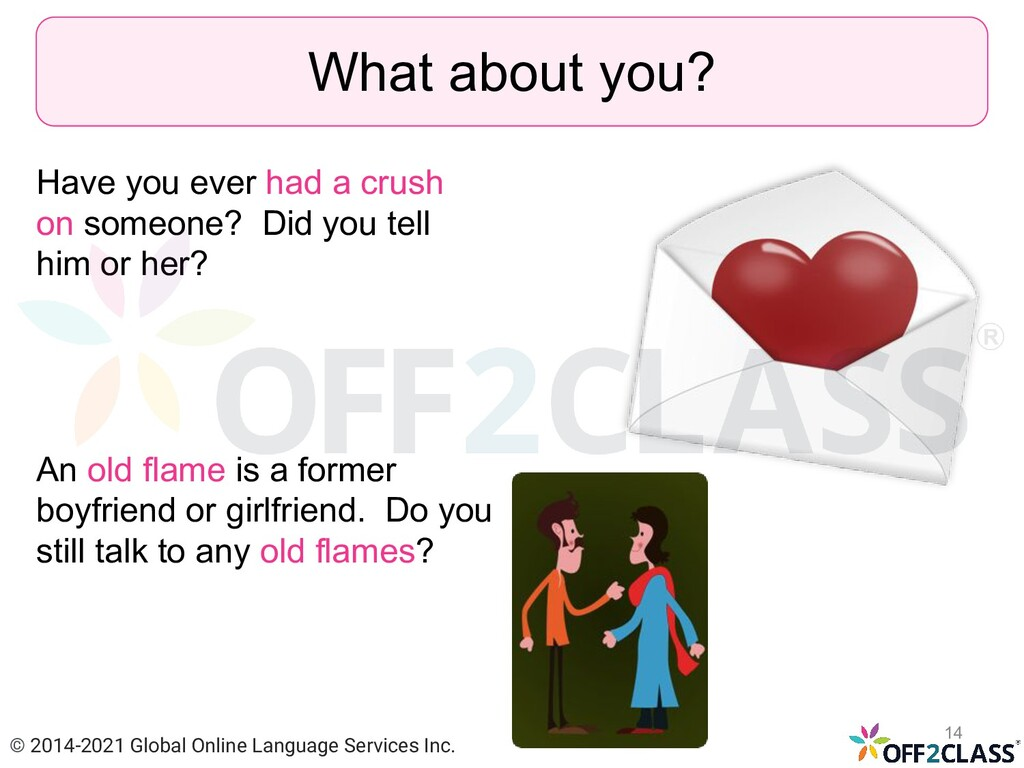 Have you ever had a crush on someone? Did you t...