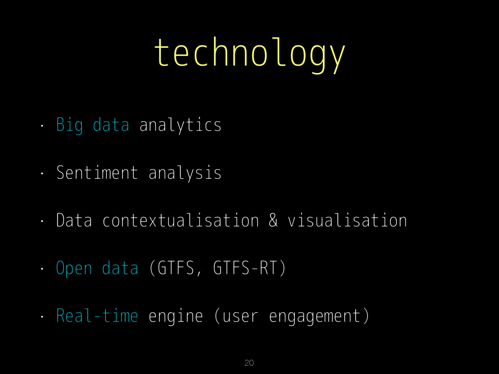 technology • Big data analytics • Sentiment ana...