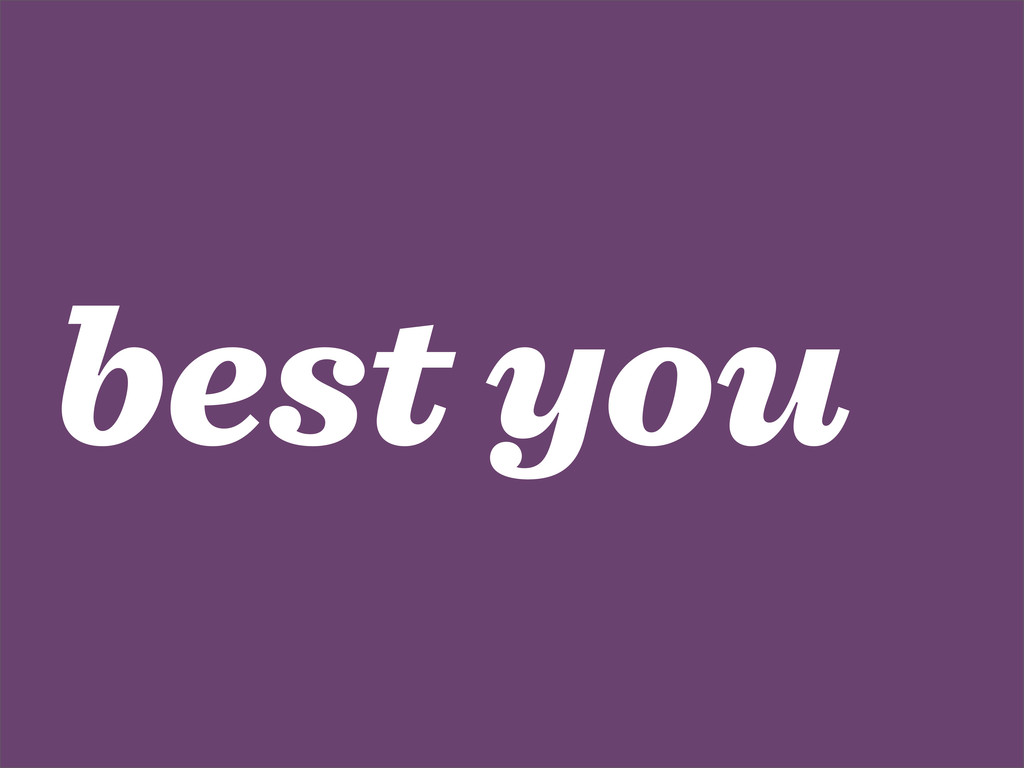best you