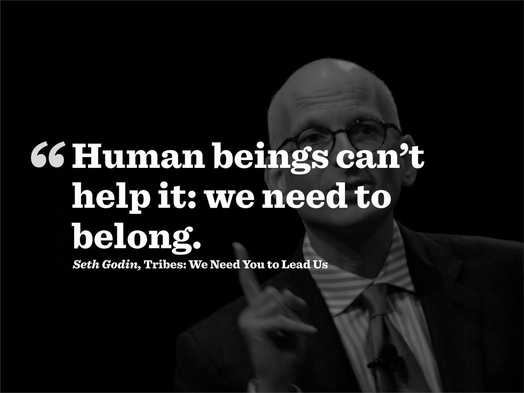 """"""" Seth Godin, Tribes: We Need You to Lead Us Hu..."""